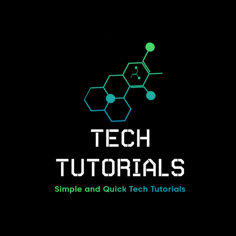 Tech Tutorials (tech-tutorials7955)