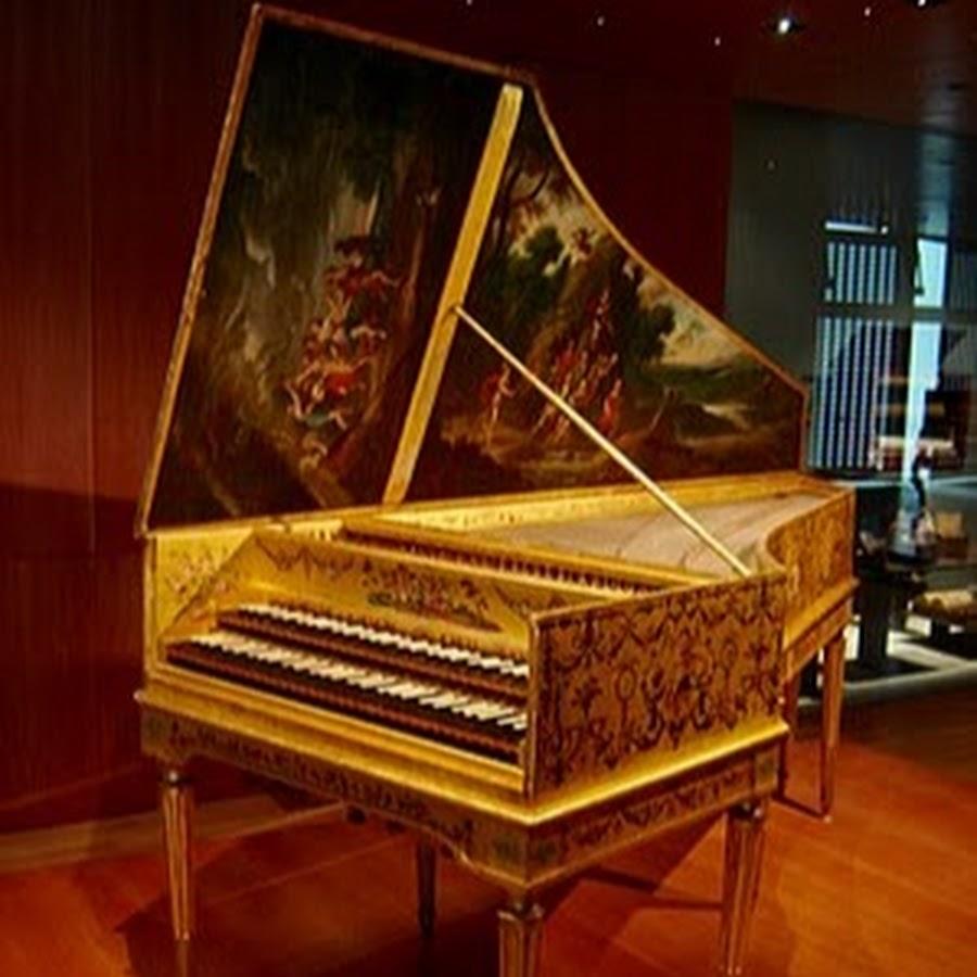 Орган и клавесин картинки