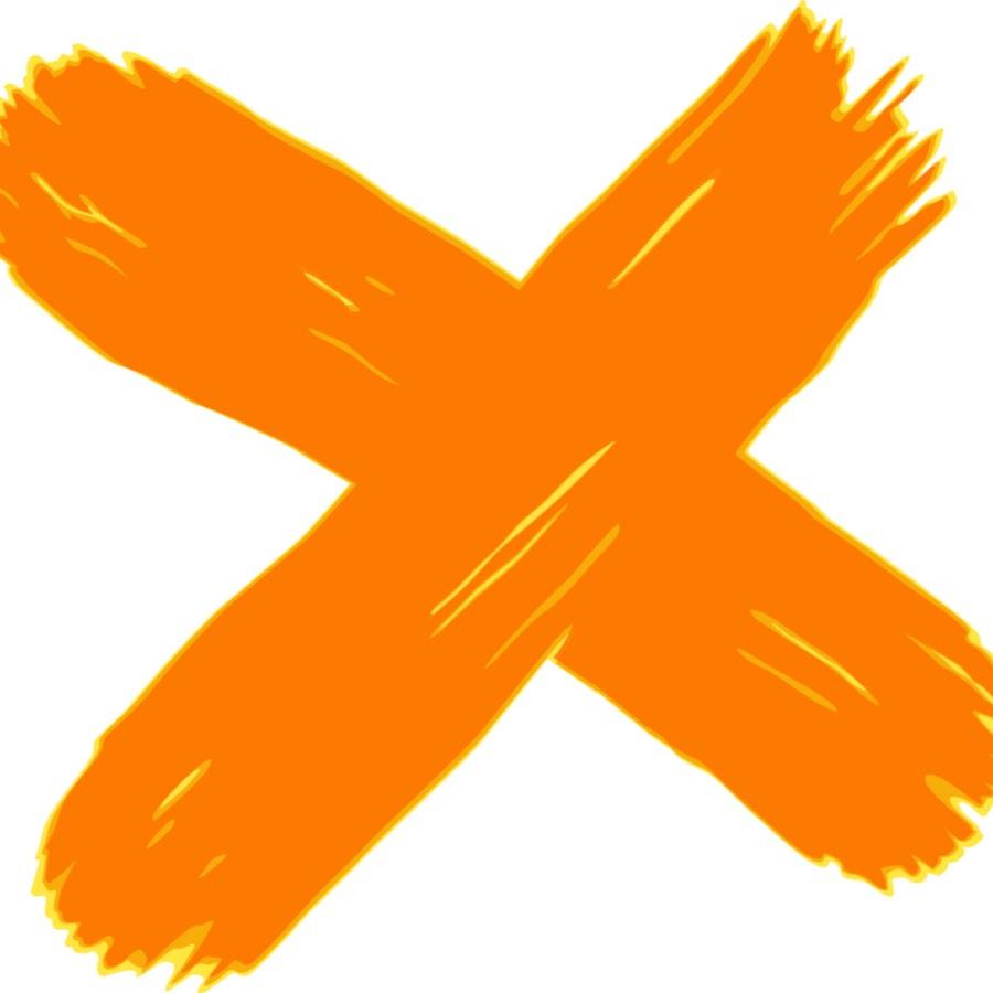 желтый крест картинка как-то особенному