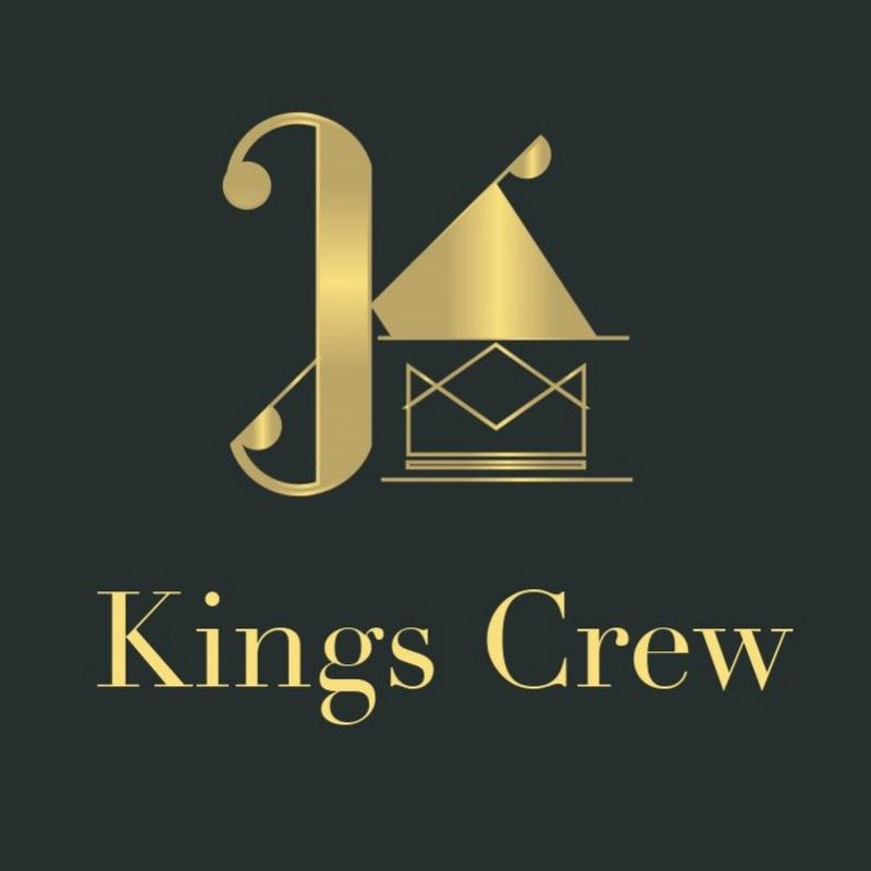 Logo for Kings Crew