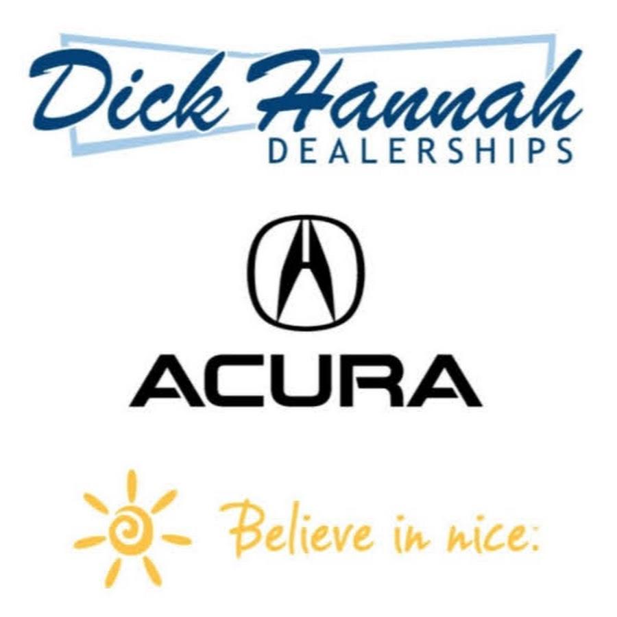 Dick Hannah Acura Of Portland