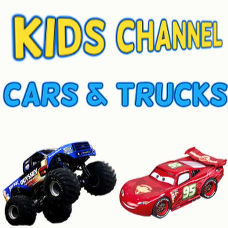 Kids Cars and Trucks Videos