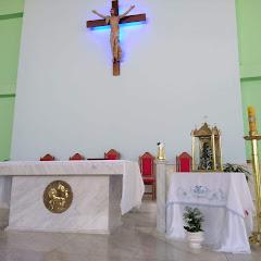 Paróquia Sagrado Coração de Jesus Jaguariúna SP