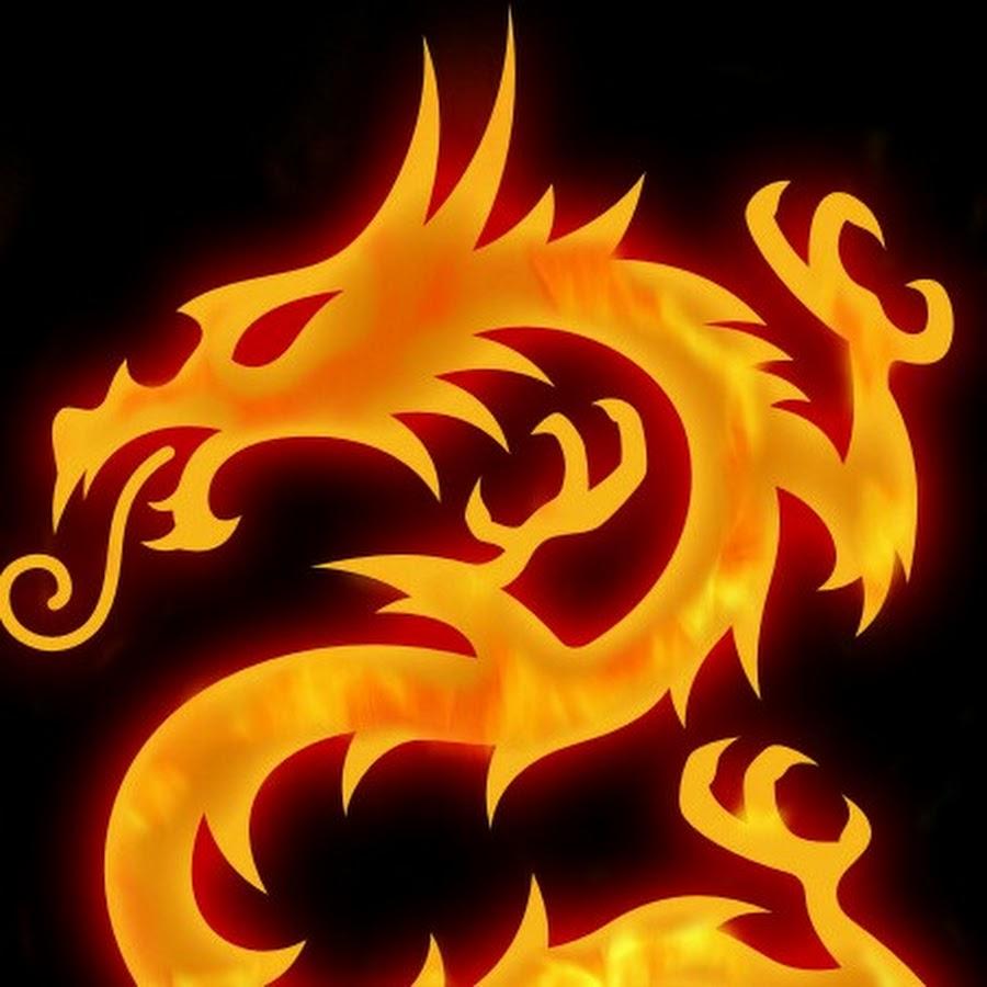 Картинки драконов огненных на аву