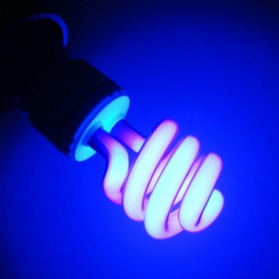 Ультрафиолетовый свет картинка