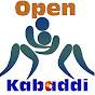 Open Kabaddi