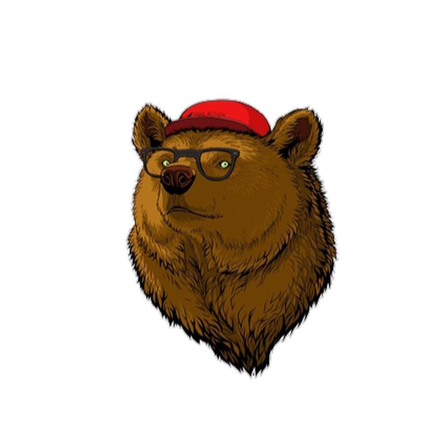 картинки медведь в шапке дом для