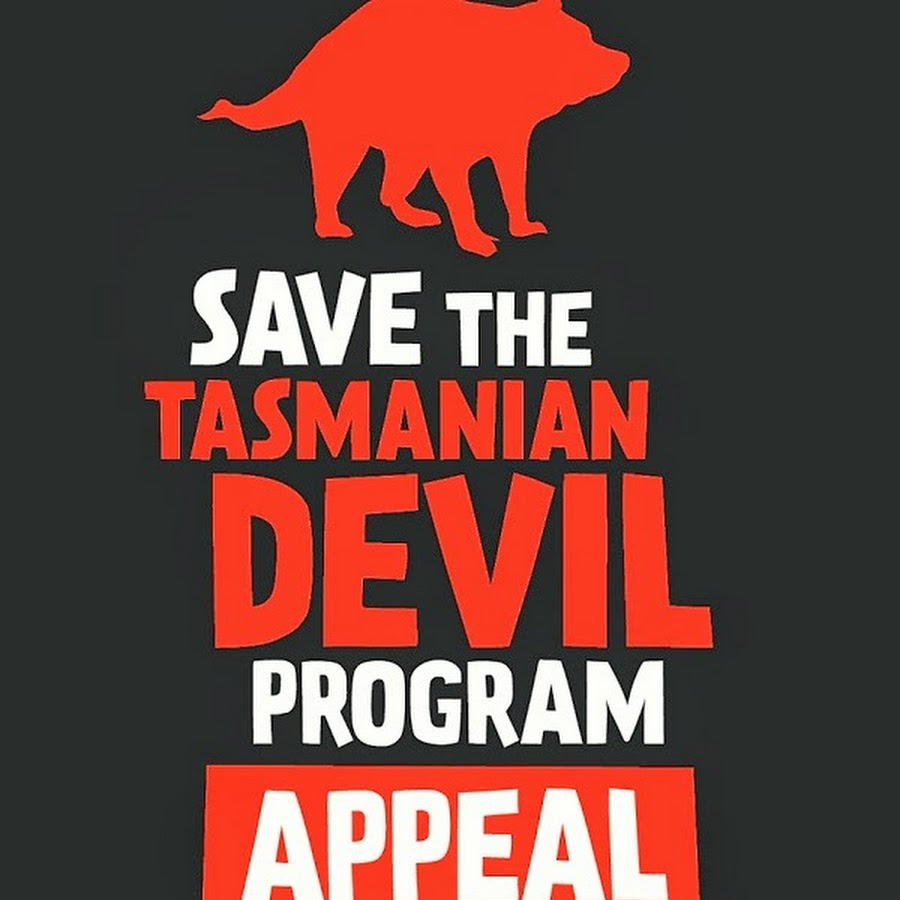 Save the Tasmanian Devil Appeal - YouTube