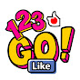 123 GO LIKE! Japanese
