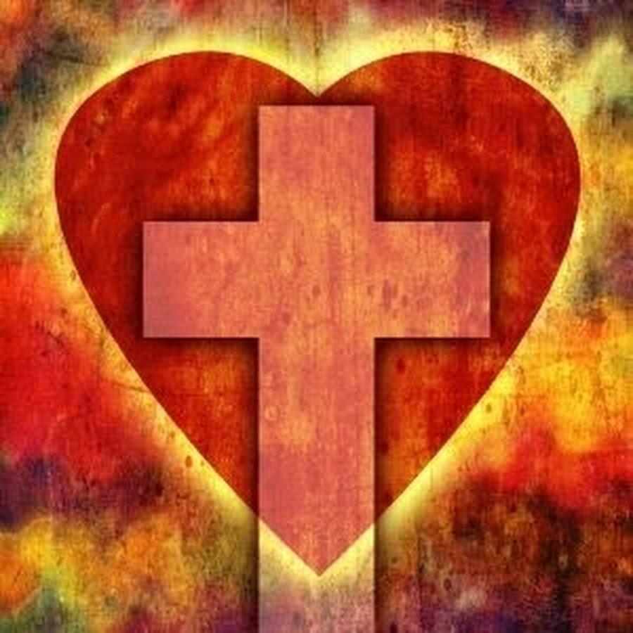Картинки бог в сердце