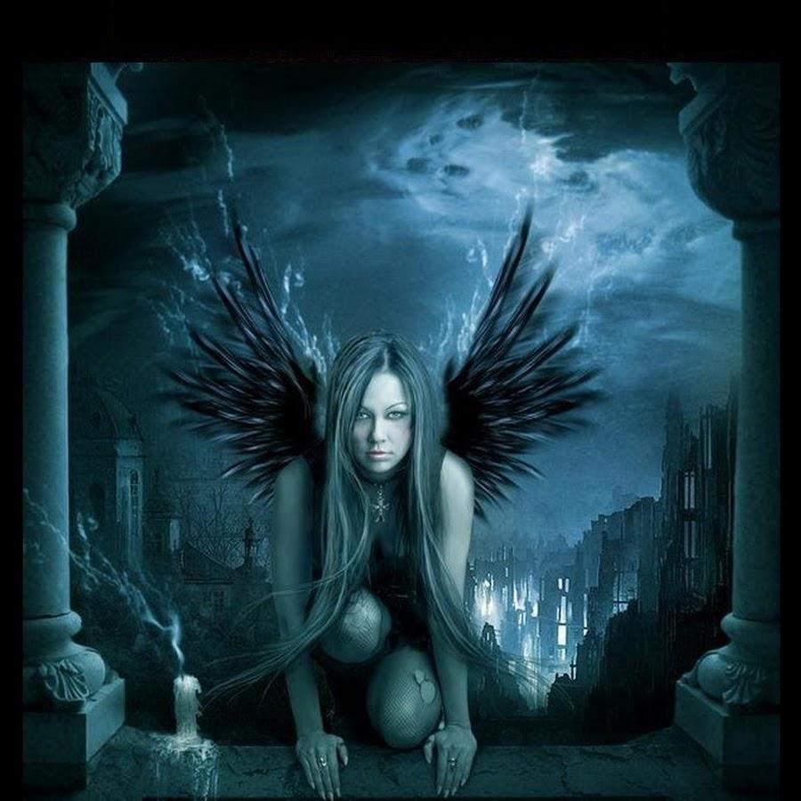 великолепный черный ангел мистика картинки вкусных визуальных приемов