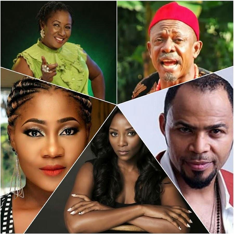 DANGEROUS MAIDEN [Rita Dominic] - LATEST NIGERIAN MOVIES