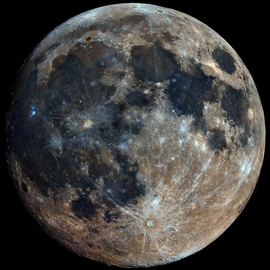 самые четкие фото луны