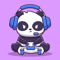 Panda Gamer Play