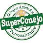 SuperConejo Dibujos Animados Personalizados
