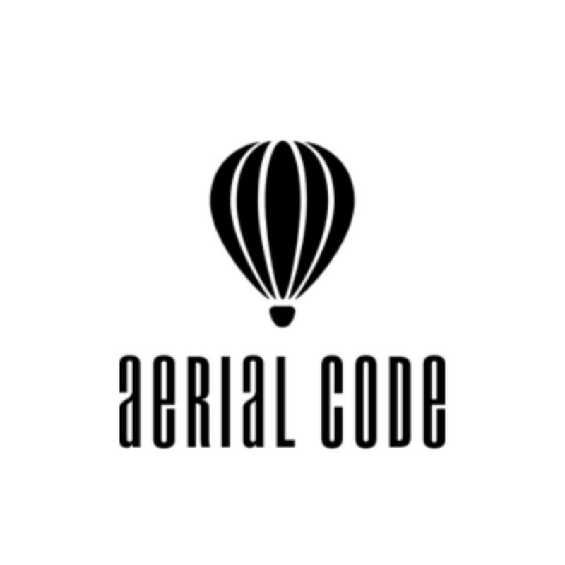 Logo for AERIAL CODE