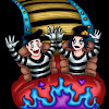 Mimes On Rollercoasters