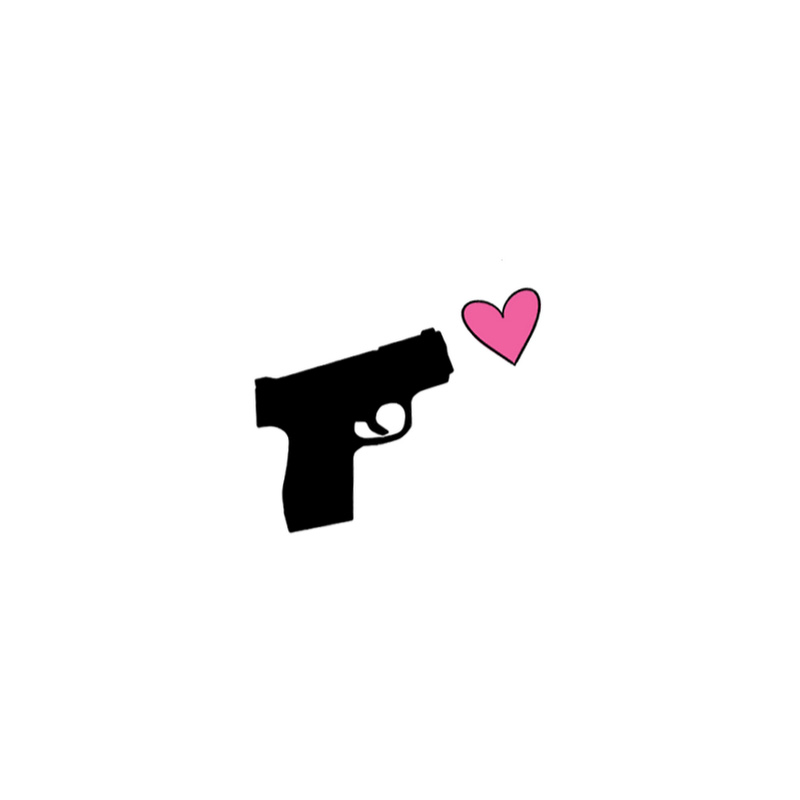 Logo for Heart Gun