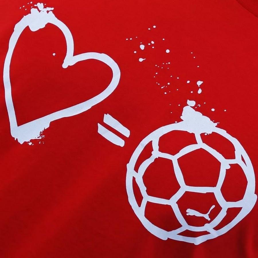 Картинка любить футбол