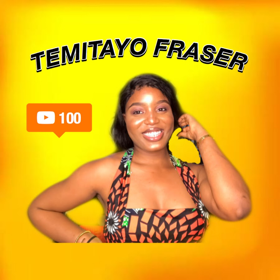 Temitayo Fraser's VIBE - YouTube