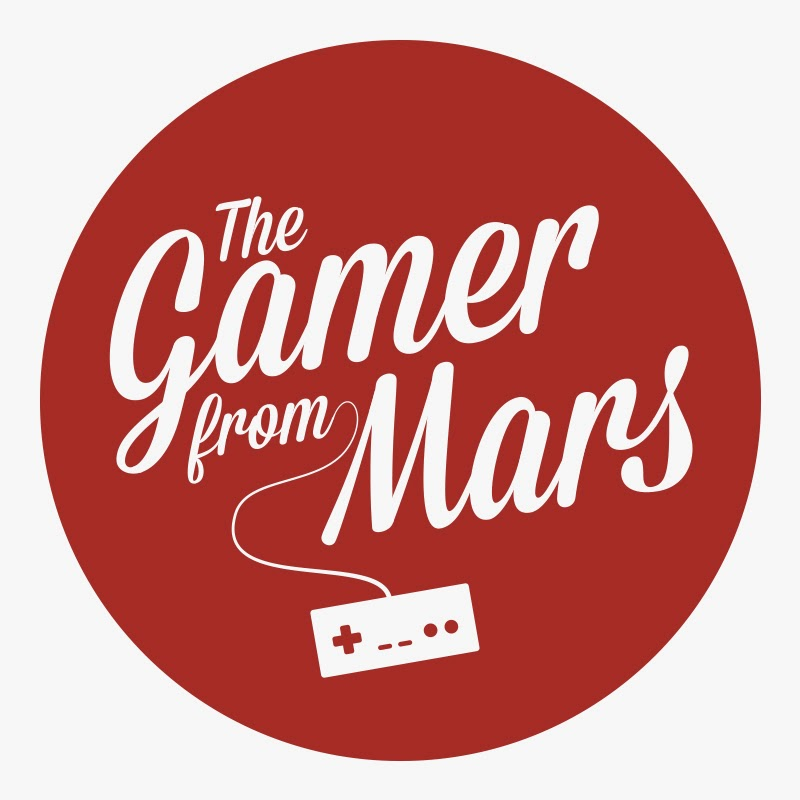 The Gamer From Mars on YouTube