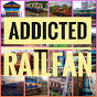 ADDICTED RAILFAN #Theneverendingrailfanning