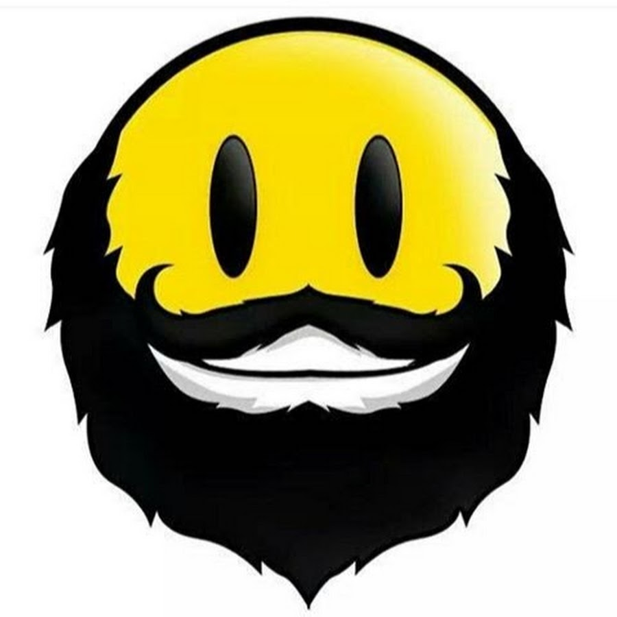 Картинки смайл с бородой