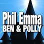 Phil, Emma, Ben & Polly