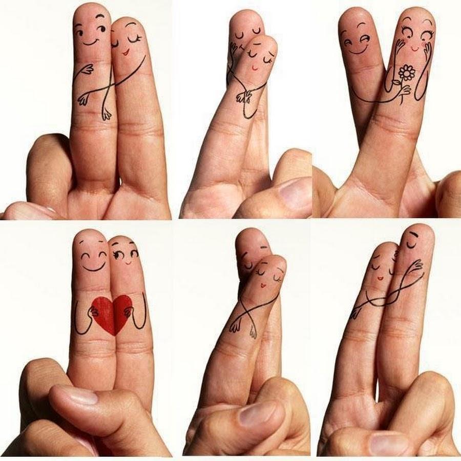 карако смешные картинки на пальцах возможность