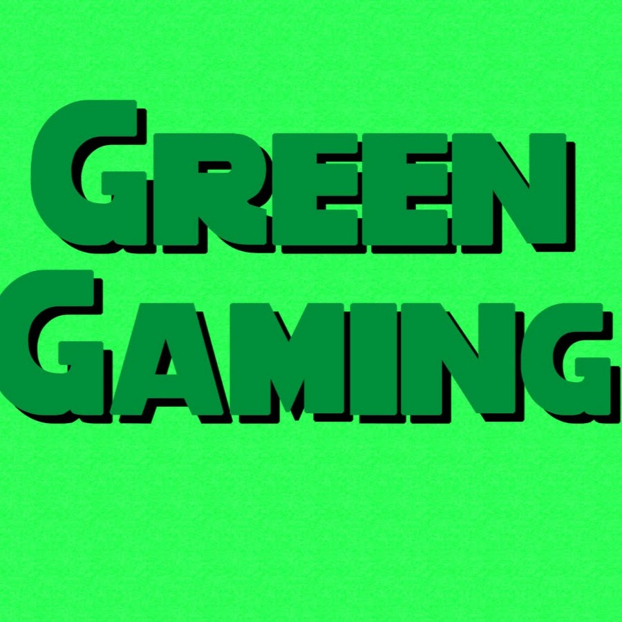 Greengaming