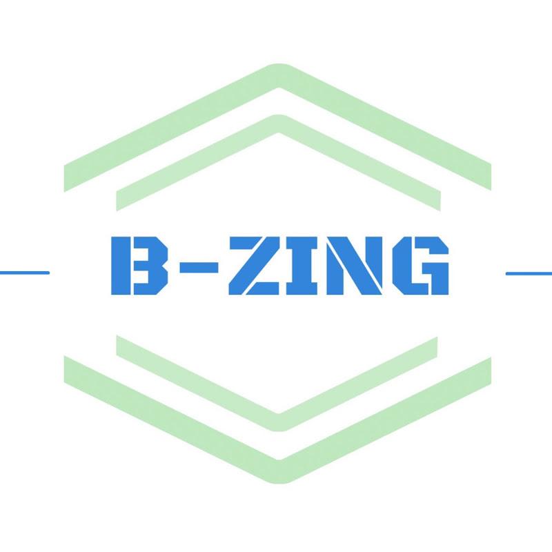 Logo for B -ZING