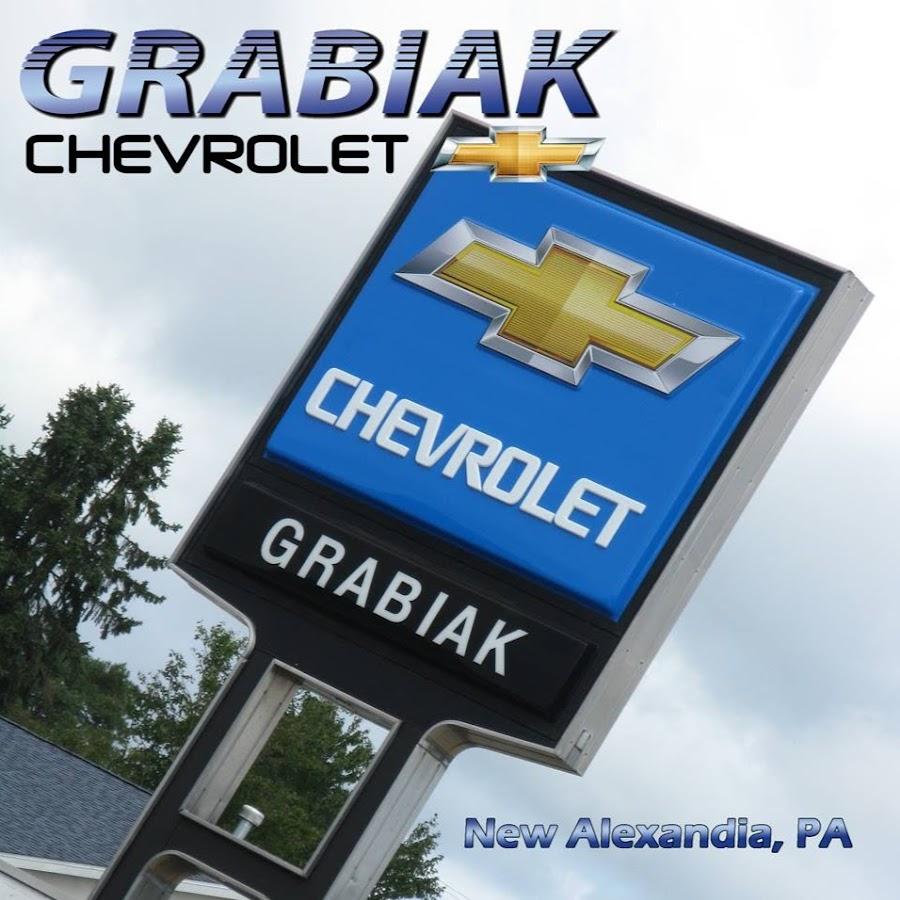 Grabiak Chevrolet Performance Center Youtube