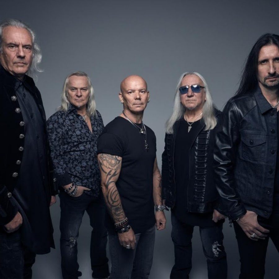 Uriah Heep Official Video Youtube