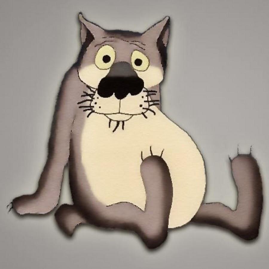 Картинка с волком из мультика жил был пес для торта