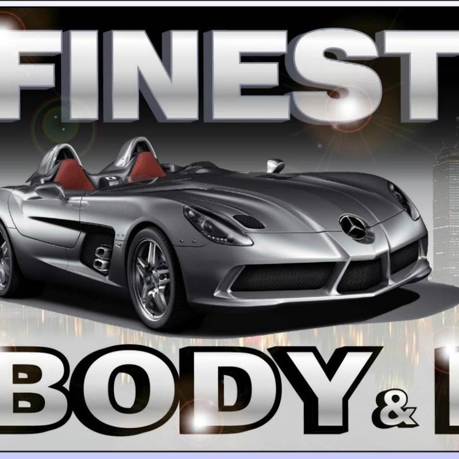 Finest Auto Body Paint Houston 7702 - YouTube
