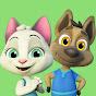 Guau Miau - Dibujos Animados