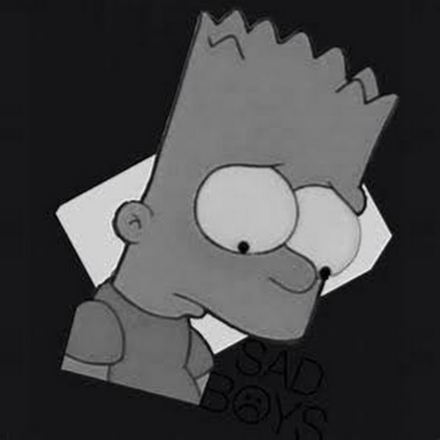 картинки симпсоны на аву грустные с черными сердечками конечно давно