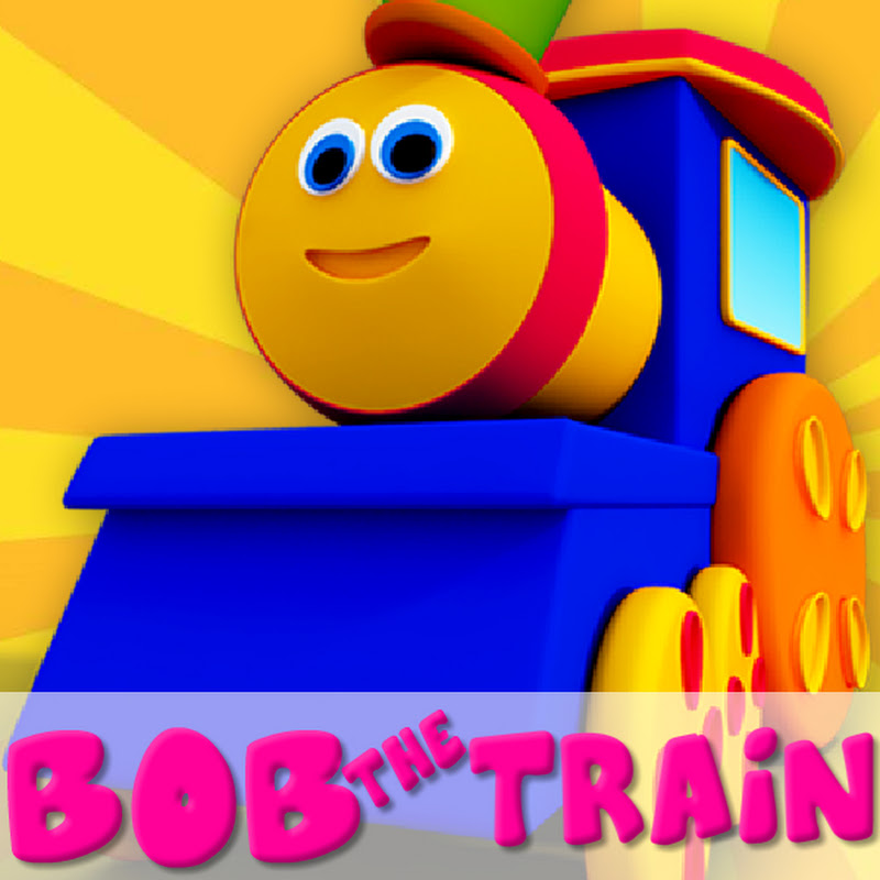 Bob The Train - Nursery Rhymes & Cartoons for Kids
