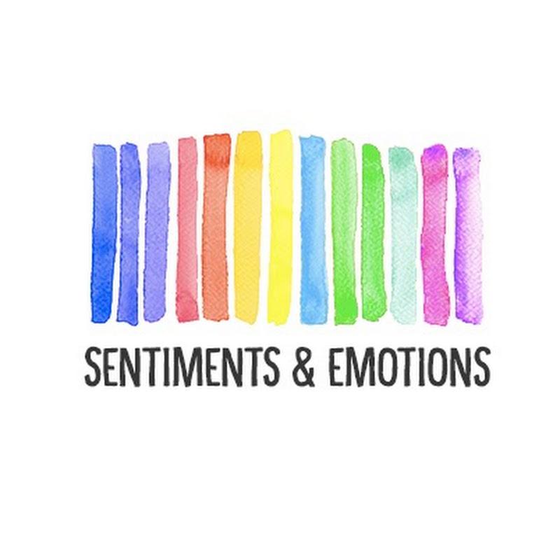 SENTIMENTS & EMOTIONS