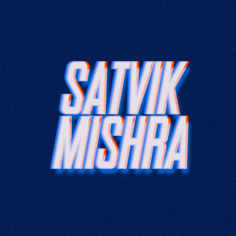 Satvik Mishra (satvik-mishra)