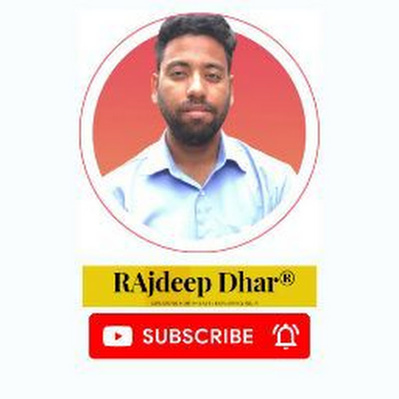 RAjdeep Dhar (rajdeep-dhar)