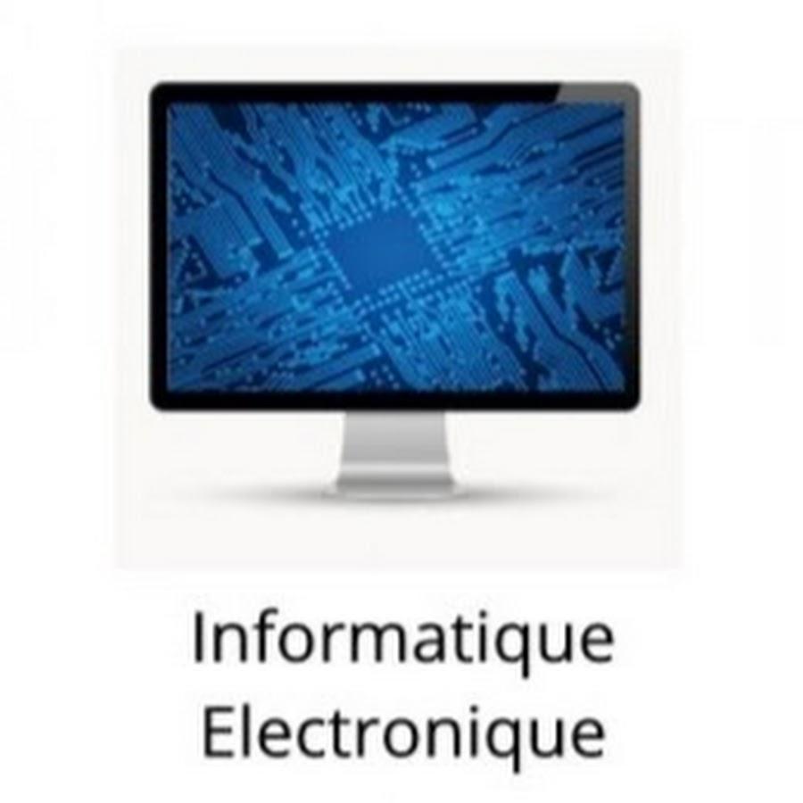 Informatique-Électronique