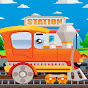 Kids Trains Cartoons