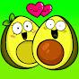 Casal Abacate l Quadrinhos Malucos