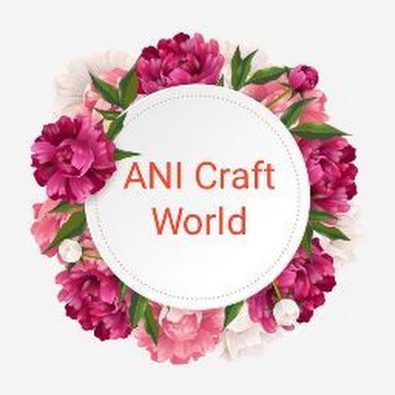 ANI Craft World