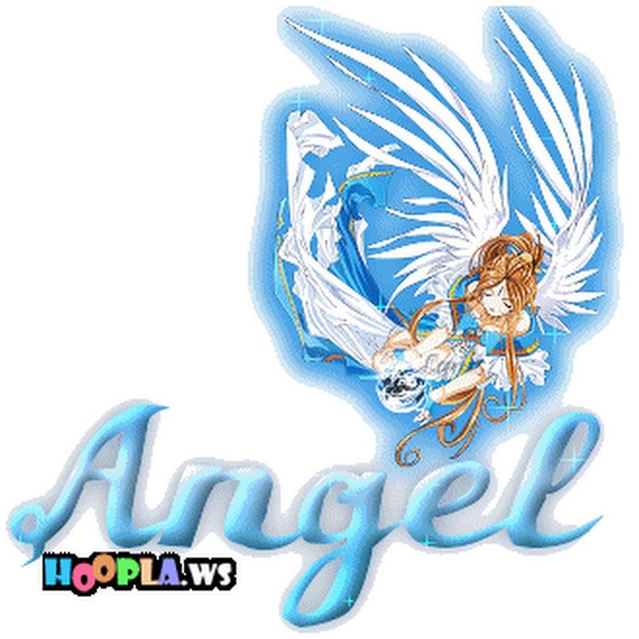 красивая надпись ангел картинка волкова