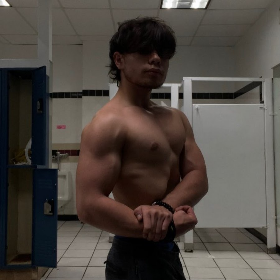 13 Year Old bodybuilder -Training (Hannibal for king