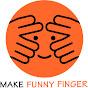 Funny Finger Make