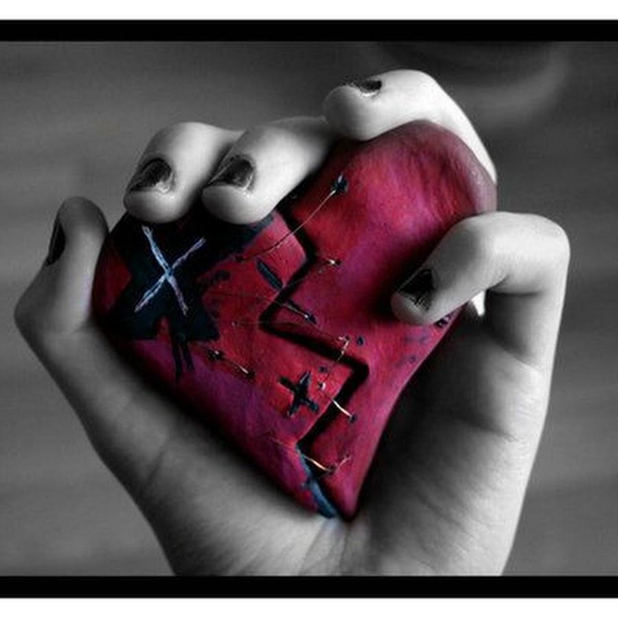 Разбитая любовь прикольная картинка