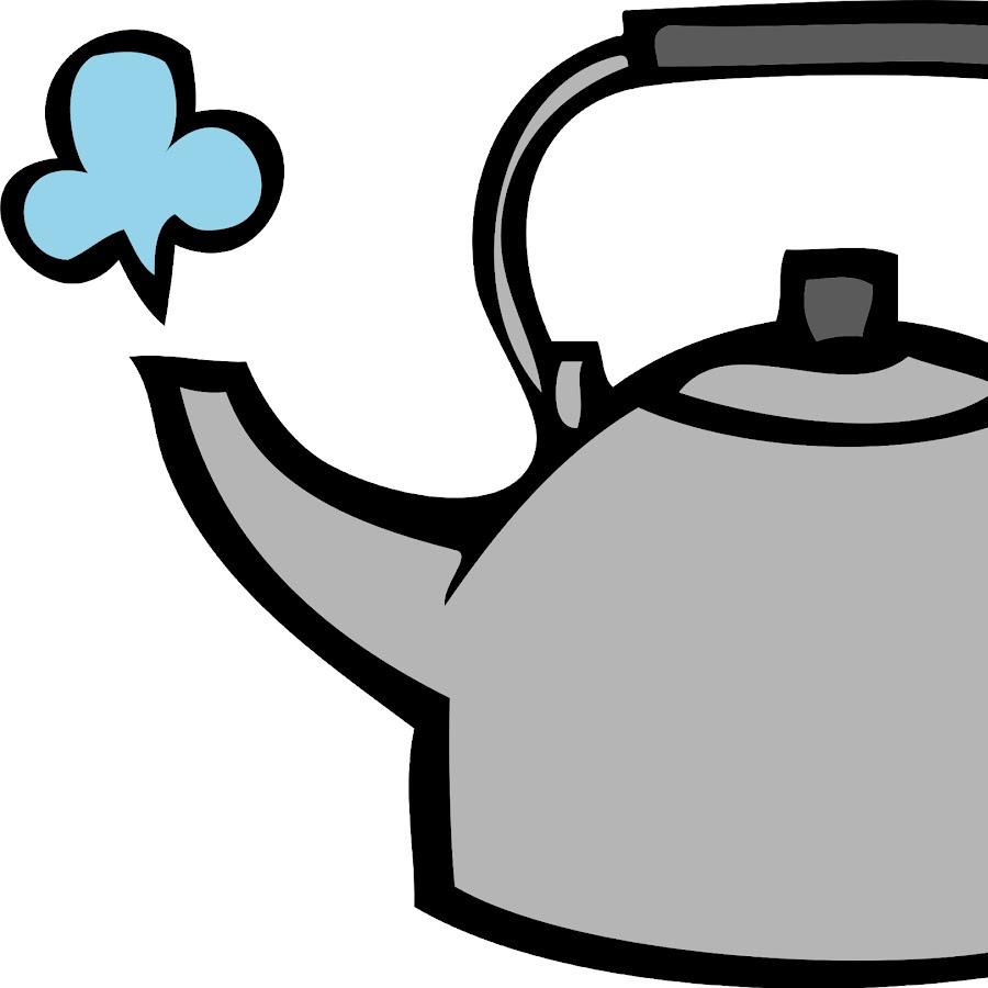 Веселый чайник рисунок